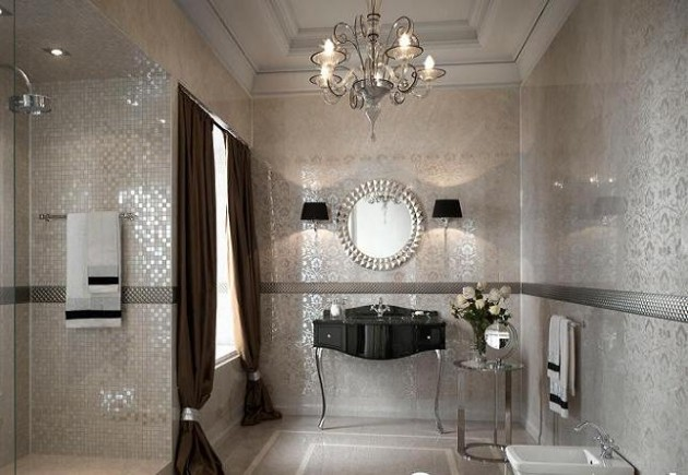Awesome Luxury Bathroom Tiles Designs Beautiful Tiles Excellent Looking Bathrooms Decor Advisor