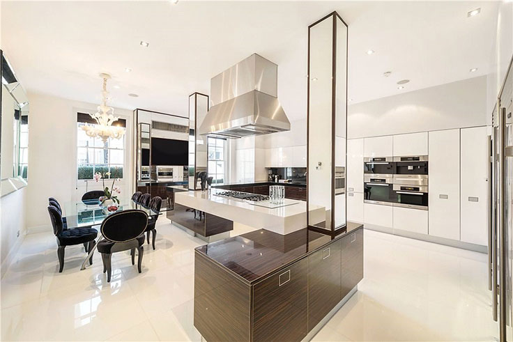 Awesome Luxury Dream Kitchens Luxury Living Dream Kitchens Christies