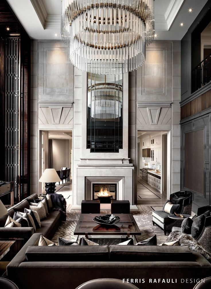 Awesome Luxury House Furniture Ferris Rafauli Specializes In Integrating Ultra Luxury Interior