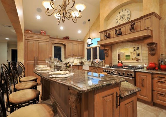 Awesome Luxury Kitchen Island Designs Modern And Traditional Kitchen Island Ideas You Should See