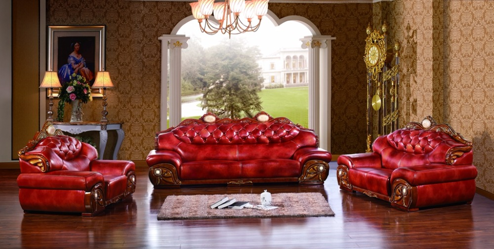Awesome Luxury Leather Furniture Luxury Big European Leather Sofa Set Living Room Sofa Made In