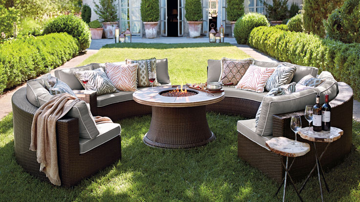 Awesome Luxury Outdoor Dining Table Decor Of Patio Outdoor Furniture Residence Remodel Ideas Luxury