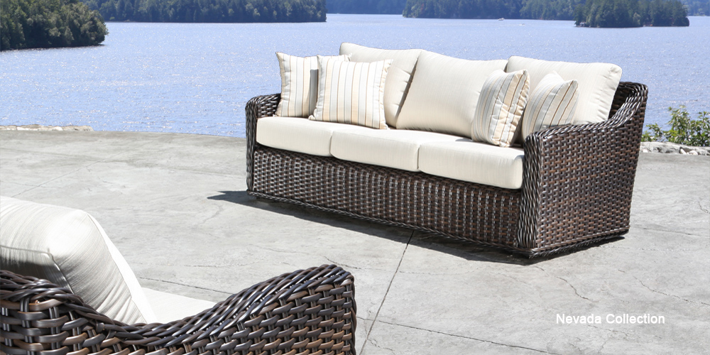 Awesome Luxury Rattan Furniture Amazing Wicker Patio Sofa House Decor Suggestion Stylish Wicker