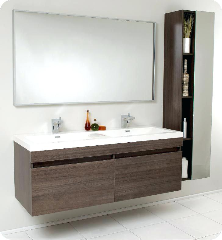 Awesome Modern Bathroom Vanity Base Modern Bathroom Vanity Base Only Contemporary With Vessel Sink