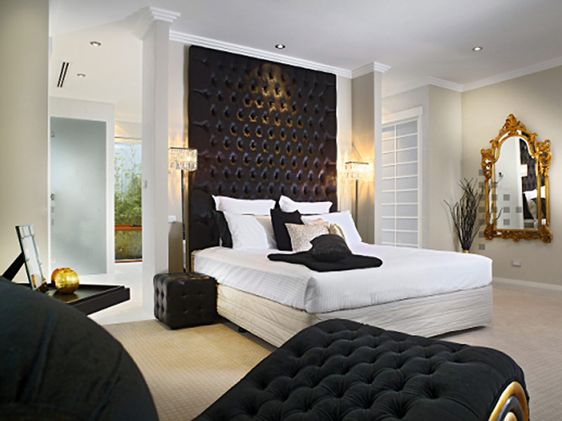 Awesome Modern Bedroom Wall Designs Black Modern Bedroom Design Ideas Black Modern Bedroom Design
