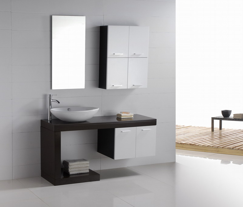 Awesome Modern Contemporary Vanity Double Sink Contemporary Bathroom Vanity Set Penthouse15 Modern