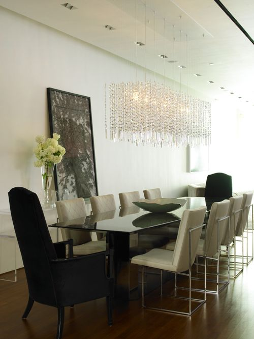 Awesome Modern Dining Room Chandeliers Modern Dining Room Chandelier Houzz