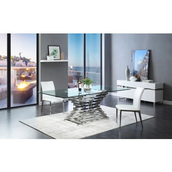 Awesome Modern Dining Room Tables Dining Tables And Chairs Buy Any Modern Contemporary Dining