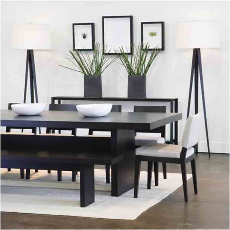 Awesome Modern Dining Room Tables Modern Dining Room Sets For Small Spaces 20226
