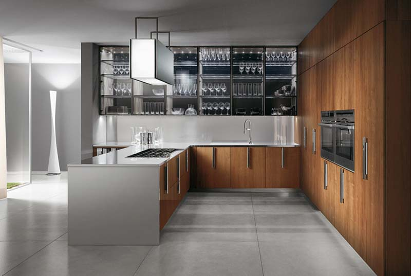 Awesome Modern Italian Kitchen Cabinets Barrique Modern Italian Kitchen Design Dma Homes 77977