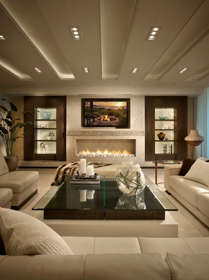 Awesome Modern Living Room Living Room Pretty Living Room Ideas With Fireplace And Tv Above