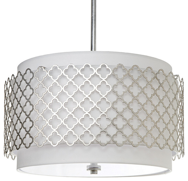 Awesome Modern Silver Chandelier Regina Andrew Lighting Modern Luxe Silver Chandelier Modern