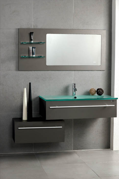 Awesome Modern Vanity Cabinets Modern Bathroom Vanity Triton