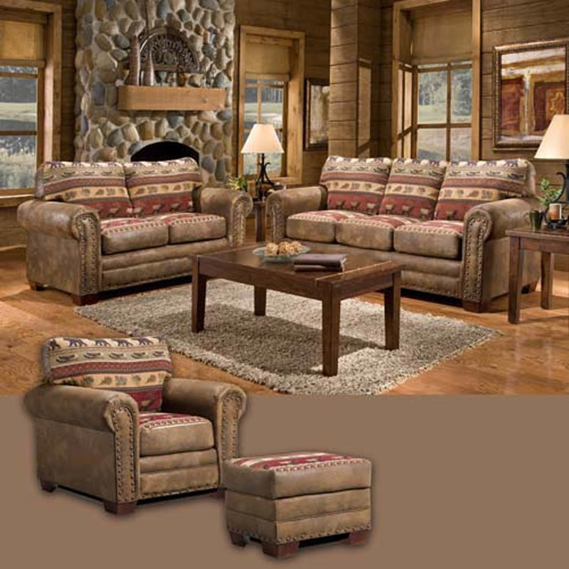 Awesome Rustic Living Room Furniture Rustic Living Room Sets Youll Love Wayfair