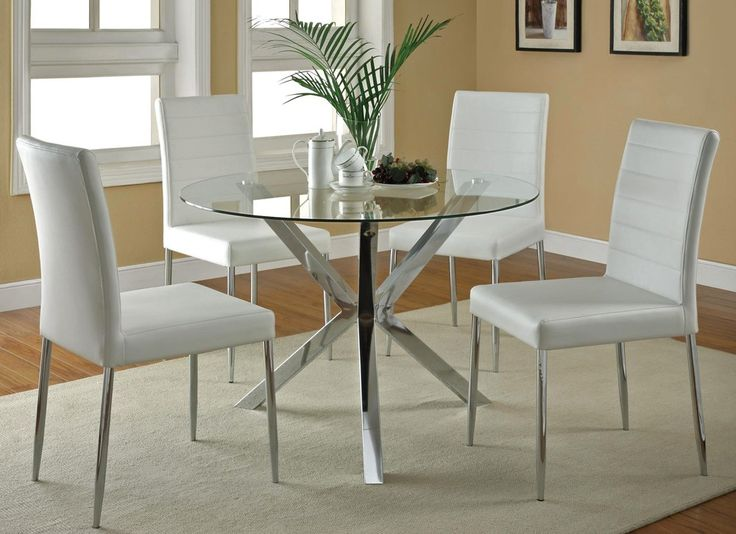 Awesome Small Modern Dining Table Best 25 Round Kitchen Table Sets Ideas On Pinterest White Round