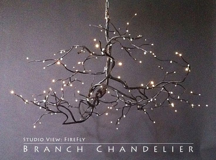Awesome Tree Branch Chandelier Lighting Best 25 Branch Chandelier Ideas On Pinterest The Chandelier