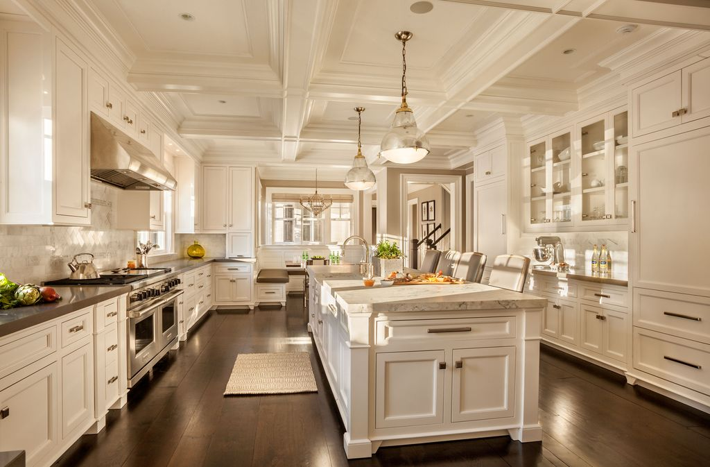 Awesome Upscale Kitchen Accessories 30 Custom Luxury Kitchen Designs That Cost More Than 100000