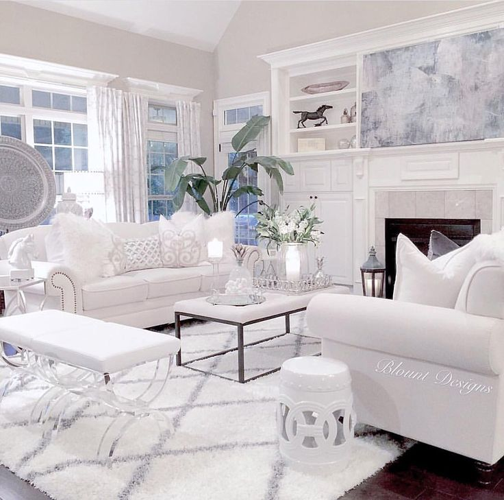 Awesome White Living Room Furniture Download All White Living Room Furniture Gen4congress