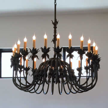 Awesome Wrought Iron Chandeliers Wrought Iron Lighting Chandeliers Mission Lighting Spanish