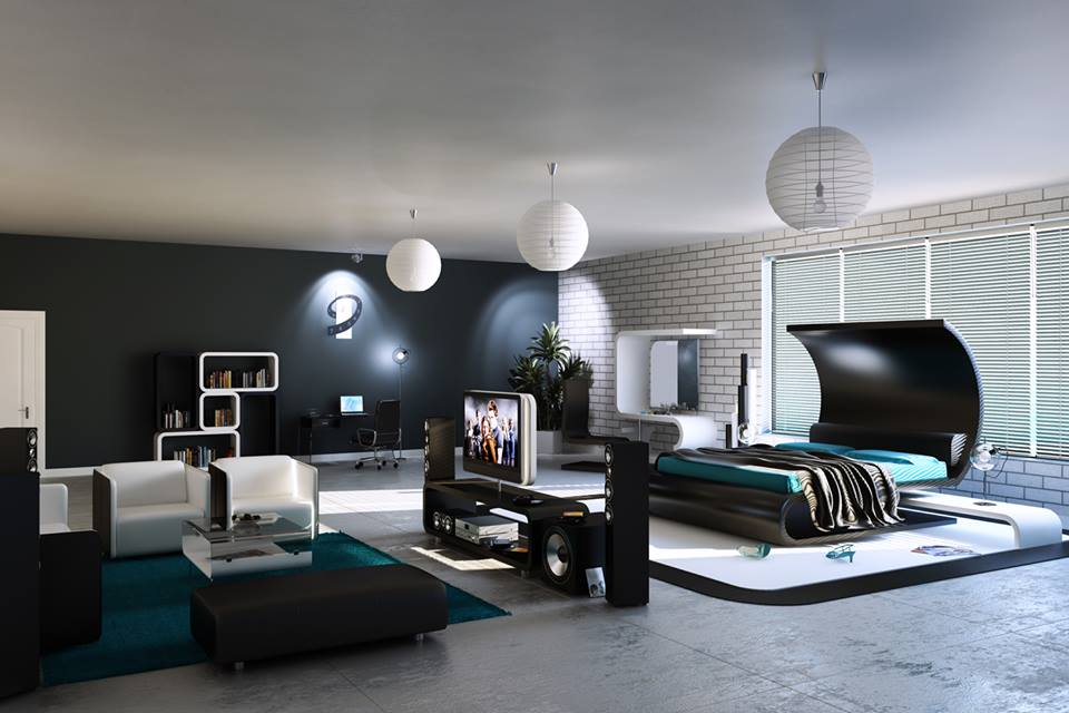 Beautiful Beautiful Modern Bedrooms Terrific Beautiful Modern Master Bedrooms Picture With Wall Ideas