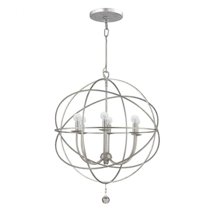 Beautiful Black Sphere Chandelier Chandelier White Wood Orb Chandelier Brushed Nickel Orb