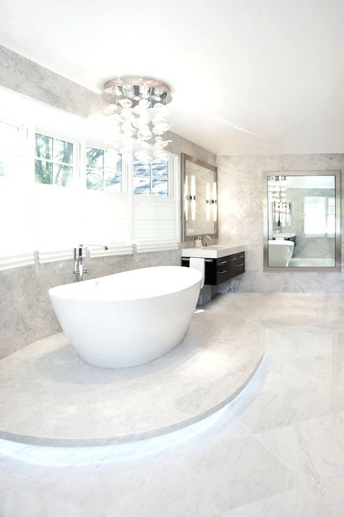 Beautiful Contemporary Bathroom Chandeliers Chandeliers Contemporary Bathroom Chandeliers Bathtub Platform