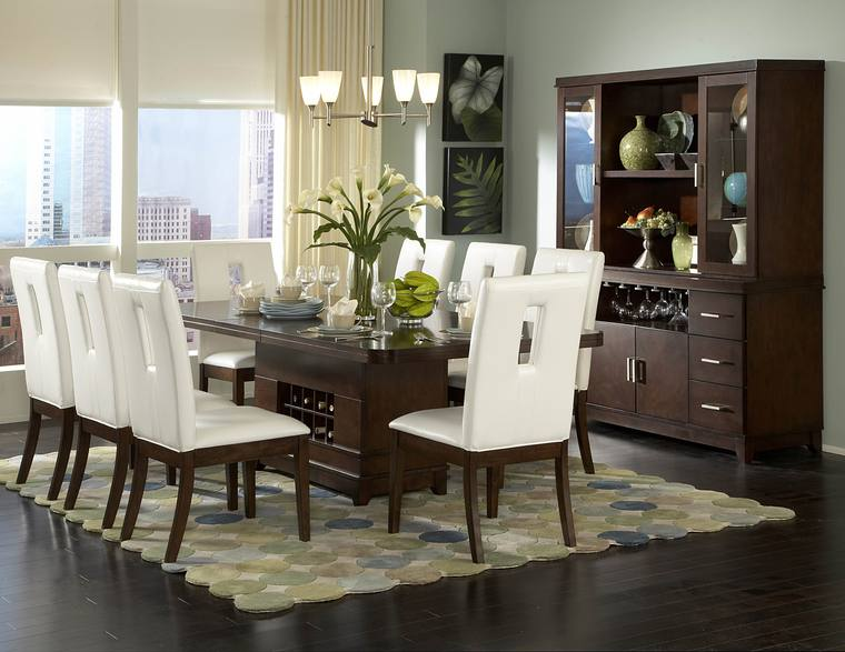 ... Set Beautiful Contemporary Dining Room Chairs Magnificent Contemporary  Dining Room Chairs And Modern Dinning ...