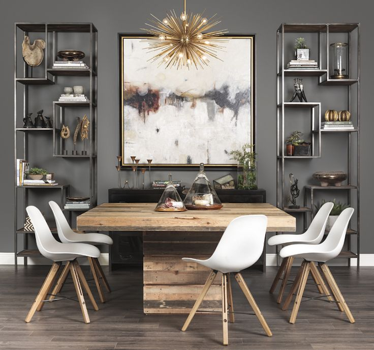 Beautiful Contemporary Dining Table Decor Best 25
