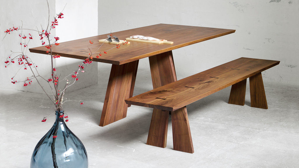 Beautiful Contemporary Wood Dining Table Modern Wood Dining Room Modern Furniture Igfusa