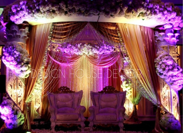 Beautiful Design House Decor Design House Decor New York Indian Wedding Decor