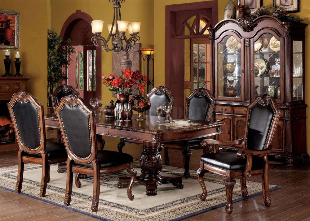 Beautiful Elegant Dining Table And Chairs Luxury Dining Room 710 Latest Decoration Ideas