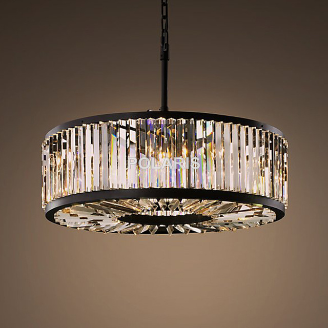 Beautiful Hanging Chandelier Lamp Modern Vintage Crystal Chandelier Lighting Pendant Hanging Light