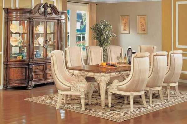 Beautiful High End Dining Room Sets High End Dining Side Chair Dining Room Furniture 45 Intended For