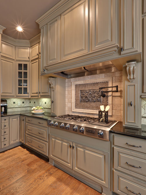 Beautiful Houzz Kitchen Cabinets Kitchen Cabinet Color Houzz