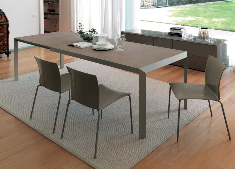 Beautiful Large Contemporary Dining Table Contemporary Dining Tables Diy Home Ideas Collection How To