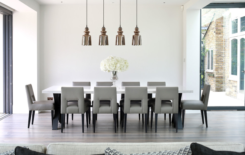 Beautiful Large Contemporary Dining Table Live Edge Dining Table Dining Room Contemporary With Large Dining