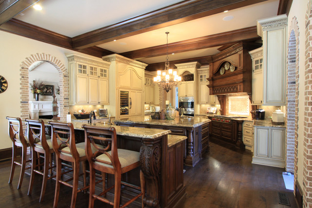 Beautiful Luxury Custom Kitchen Cabinets Luxury Custom Kitchen Design Houzz