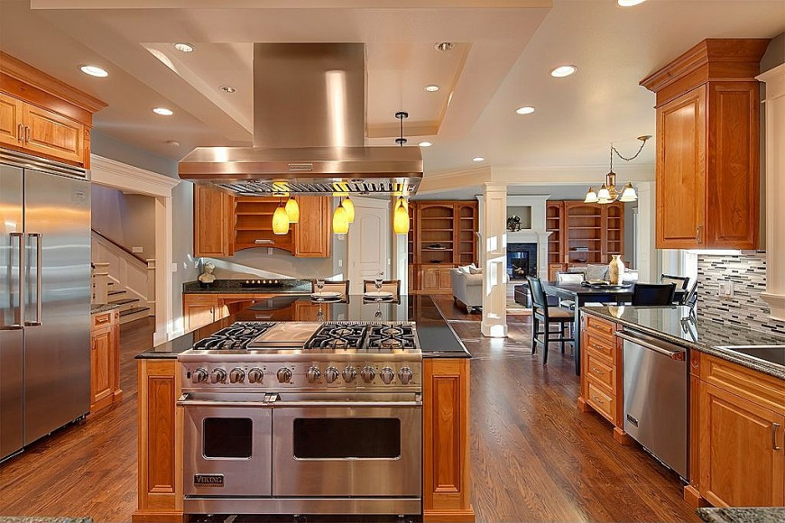 Beautiful Luxury Galley Kitchen Luxury Galley Kitchen Design Ideas Pictures 7 Of 27 Besthouzz