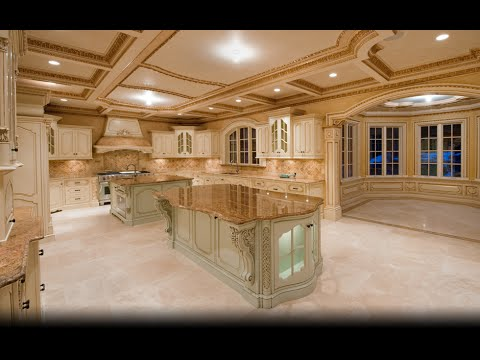 Beautiful Luxury Kitchen Furniture Luxury Kitchens Luxury Kitchen Cabinets Youtube