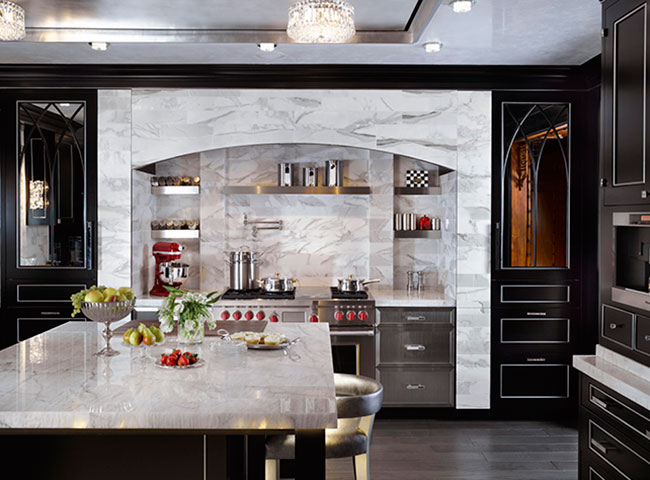 Beautiful Luxury Kitchens Nyc Hidden Assets Luxury Kitchen Storage Solutions St Charles Of