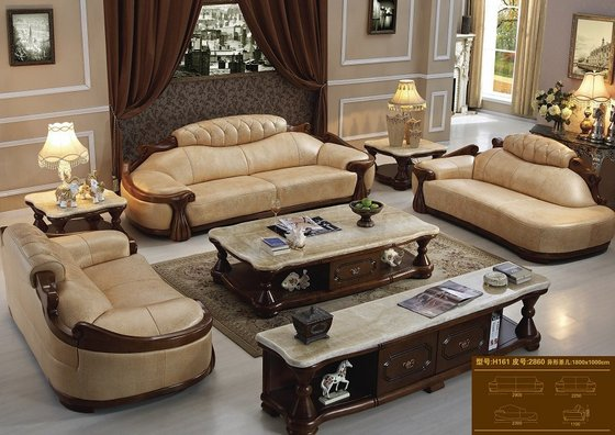 Beautiful Luxury Leather Furniture Luxury Leather Furniture Sofa Set H161id8335869 Product Details