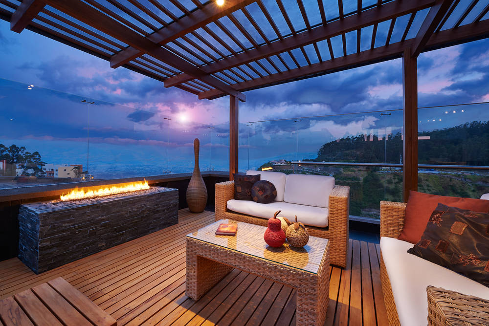 Beautiful Luxury Outdoor Patio 4 Patio Accessories To Make Your Home A Luxury Outdoor Paradise