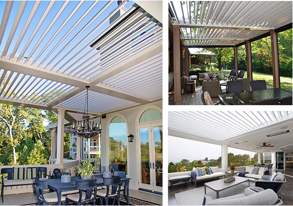 Beautiful Luxury Patio Covers Arcadia Luxury Louvered Roofs Patio Covers In San Diego Home