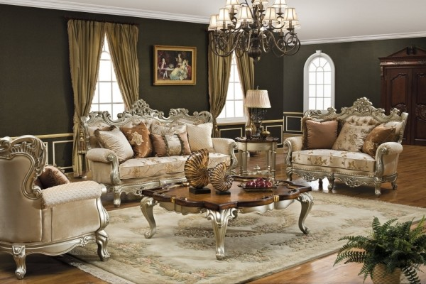Beautiful Luxury Traditional Living Room Furniture Fashionable Luxury Living Room Furniture Sets