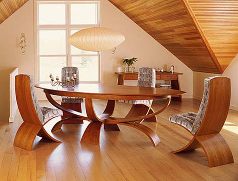 Beautiful Luxury Wooden Dining Tables 10 Great Wooden Dining Room Furniture As Your Inspiration Dining