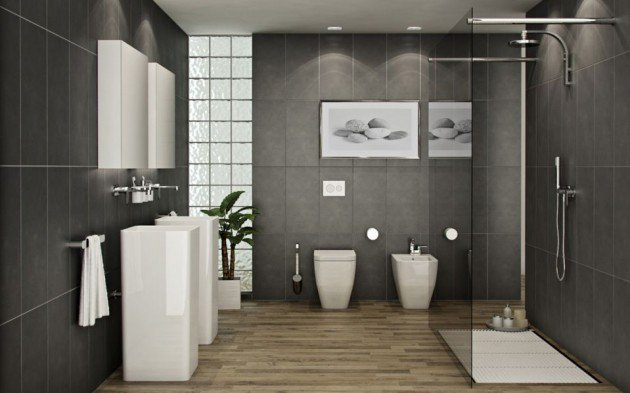 Beautiful Modern Bathroom Colors 5 Modern Bathroom Color Ideas That Makes You Feel Comfortable In
