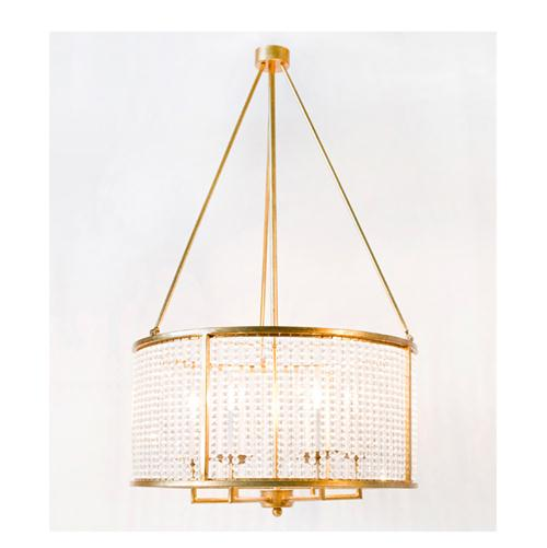Beautiful Modern Gold Chandelier Harlow Chandelier From Plantation