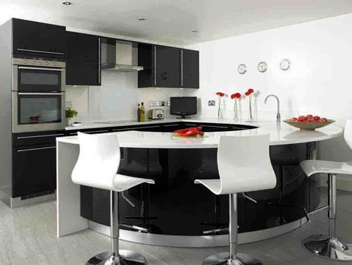 Beautiful Modern Kitchen Interior Design Magic Designs Modern Kitchen Interior Design