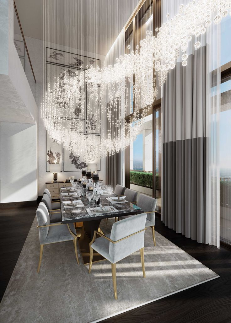 Beautiful Modern Luxury Dining Room Best 25 Luxury Dining Room Ideas On Pinterest Luxury Dinning