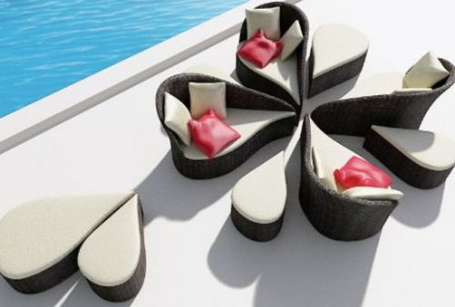 Modern Outdoor Furniture For Small Spaces Modernfurniture Collection